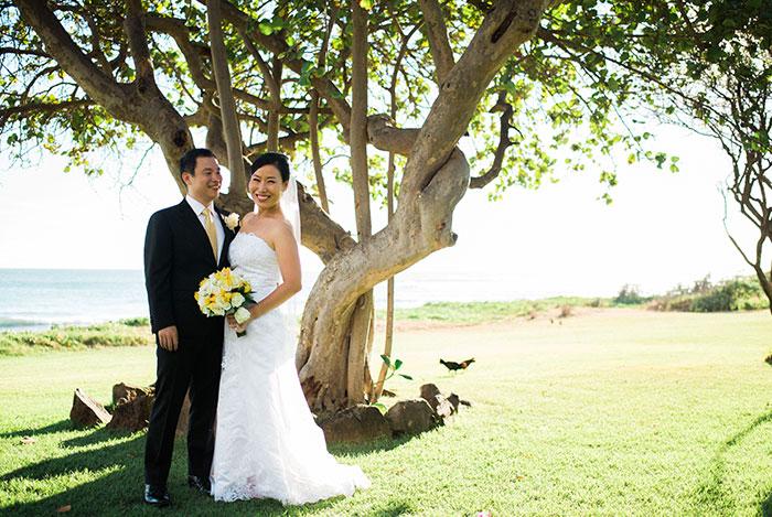 Beachside Kauai Weddings